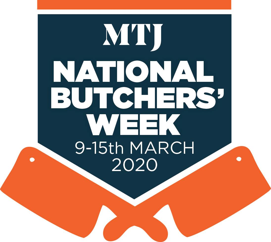 National Butchers Week Logo
