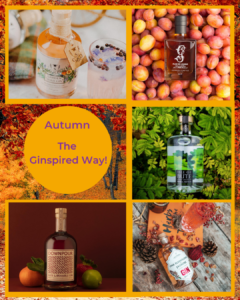 Celebrate Autumn the Ginspired Way.